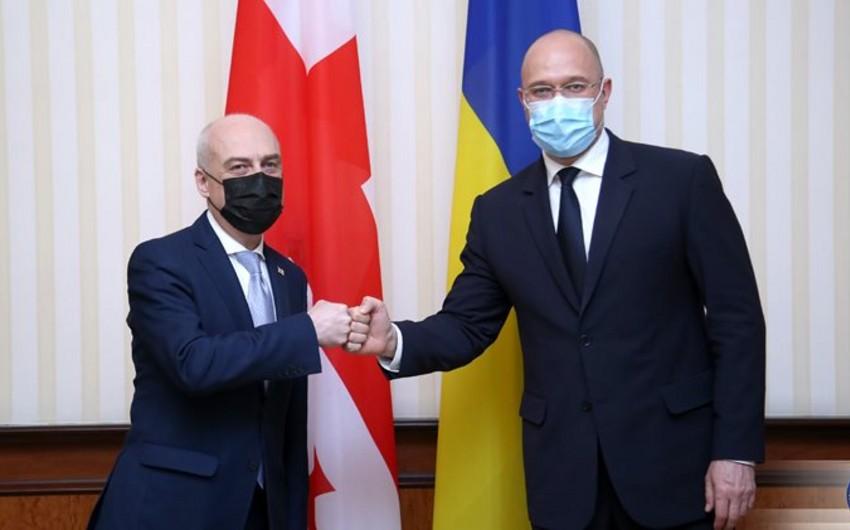 Ukrainian PM to visit Georgia