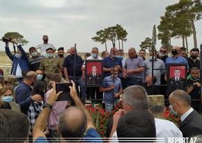Подготовлен бюст погибшего генерал-майора Полада Гашимова