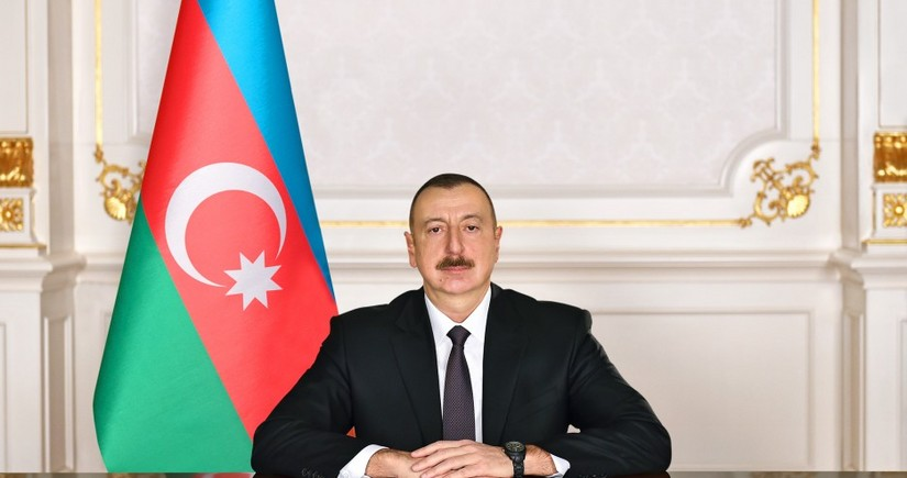 President: My main duty is to return Azerbaijani lands