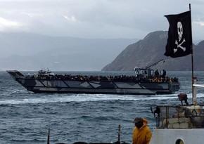 Вспомогательная группа атакованного турецкого судна прибыла в Габон