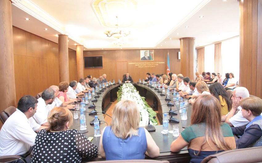 Qarabağ QHT Koalisiyasının Resurs və İnformasiya Mərkəzi yaradılacaq