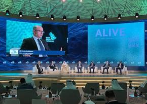 Парвиз Шахбазов принял участие в церемонии инаугурации инициативы Зеленая Саудовская Аравия