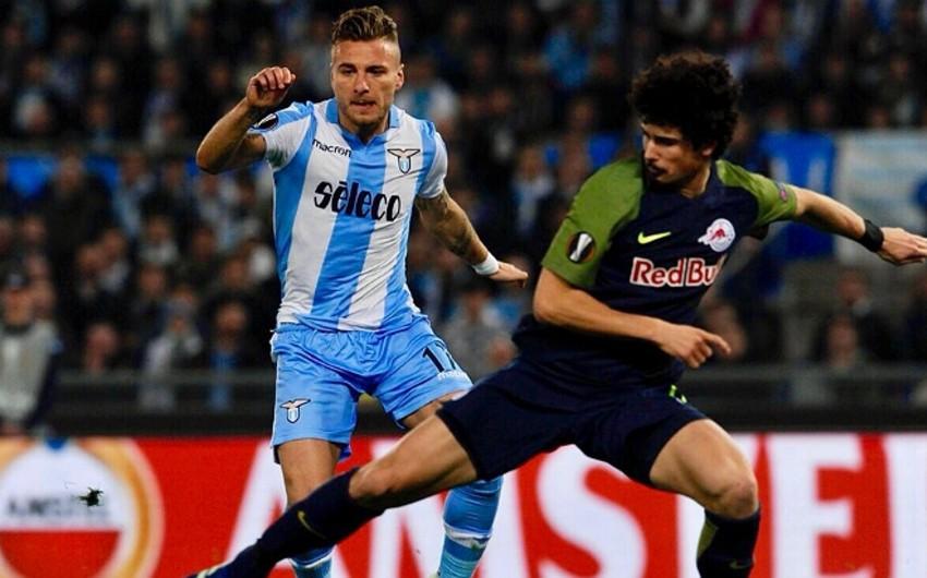 В Лиге Европы по футболу состоялись первые матчи 1/4 финального этапа - ВИДЕО