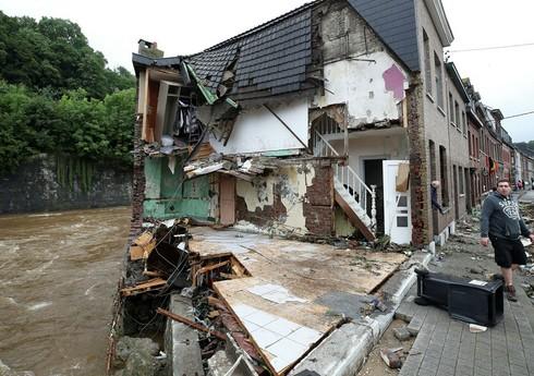 Число жертв наводнений в Бельгии выросло до 31