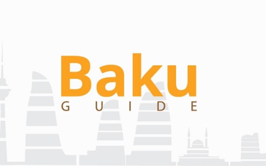 """""""Baku Guide"""" bələdçi kataloqunun mobil tətbiqi istifadəyə verilib"""