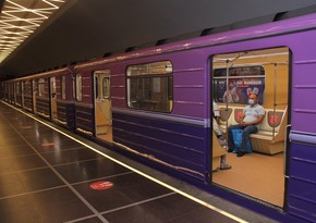 Bakı metrosunda qatarların hərəkətində ləngimə olub