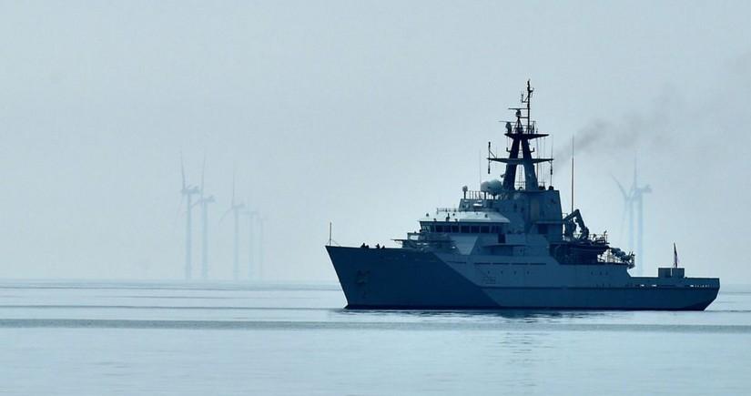 Великобритания задействовала флот из-за угроз Франции