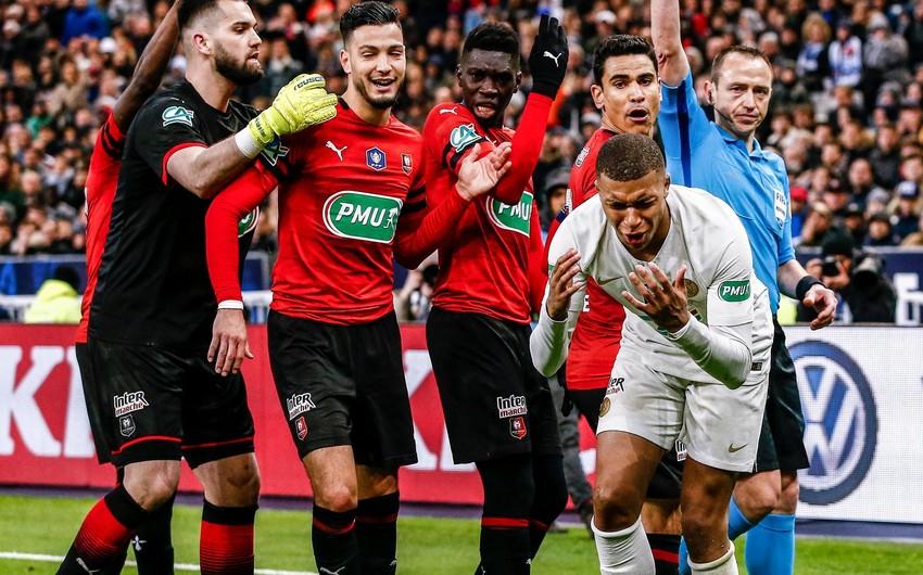 Федерация футбола Франции дисквалифицировала Мбаппе на три матча