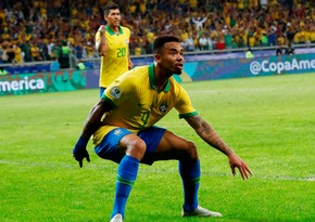 Кубок Америки-2021: Третья кряду победа Бразилии