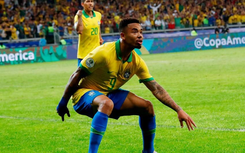 Amerika Kuboku: Braziliya yığması Kolumbiyaya qalib gəlib