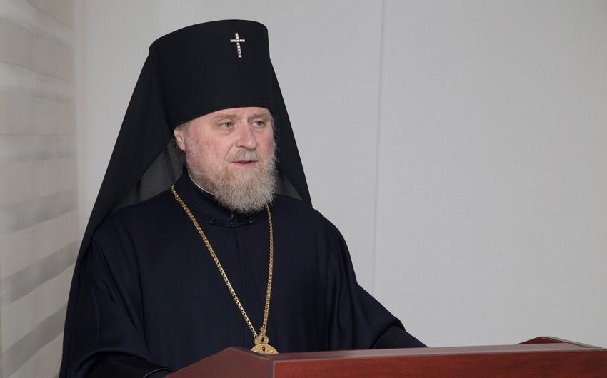 Протоиерей Константин: Архиепископ Александр говорил о наличии толерантности в Азербайджане