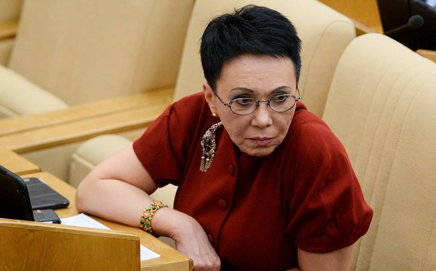 Rusiya müdafiə nazirinin deputat bacısı vəfat edib