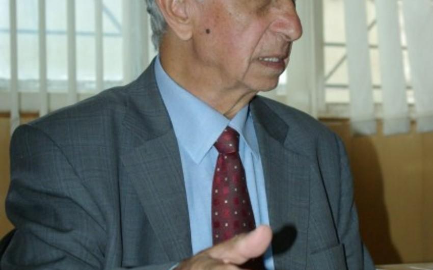"""Şirməmməd Hüseynov """"Şərəf"""" ordeni ilə təltif edilib"""