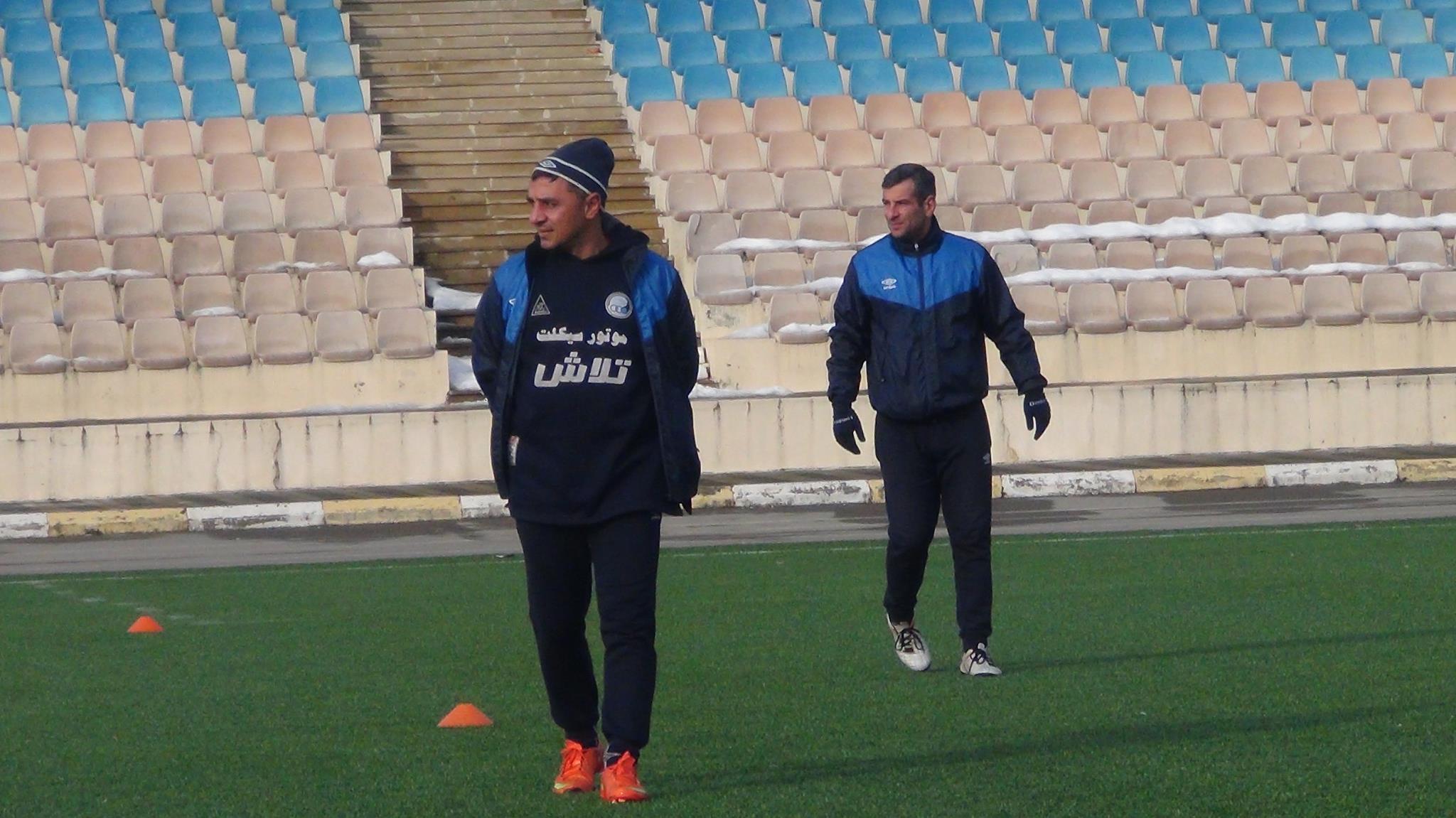 На матче кубка Азербайджана в состоянии здоровья главного тренера возникли проблемы