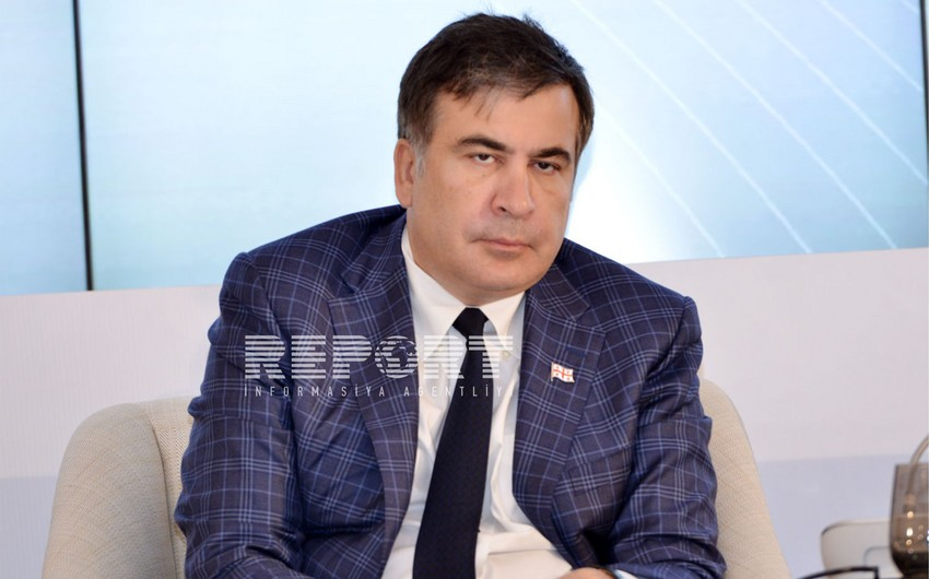 Mixail Saakaşvilinin Ukraynada aldığı maaşın məbləği açıqlanıb