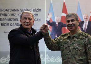 Hulusi Akar: Roadmap for modernization of Azerbaijani army prepared