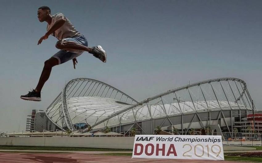 Azərbaycan atletika üzrə dünya çempionatında 4 idmançı ilə təmsil olunacaq