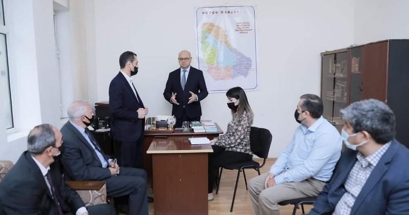 """""""Təbib"""" qəzetinə yeni redaktor təyin olunub"""