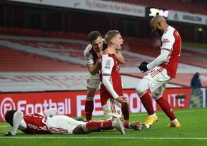 Арсенал одержал разгромную домашнюю победу