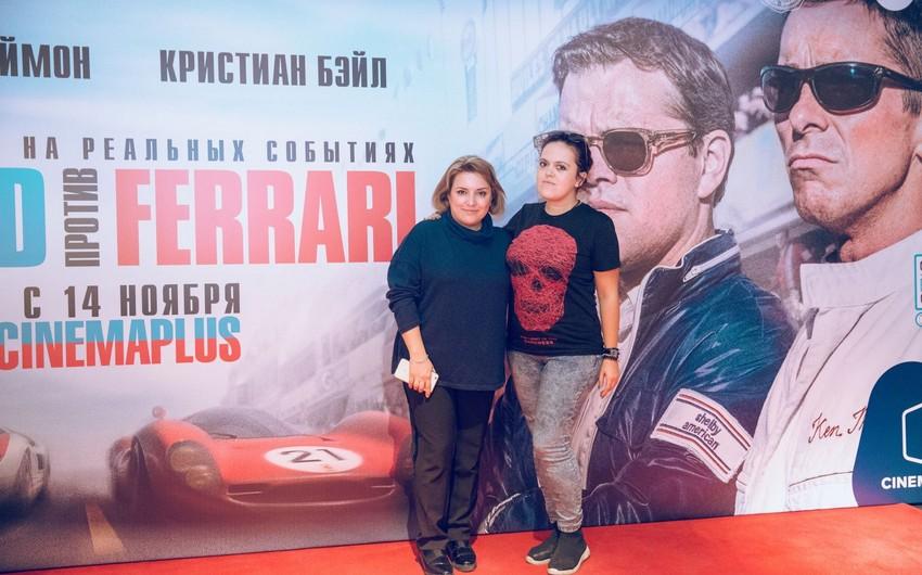 """""""CinemaPlus""""da """"Ford Ferrariyə qarşı"""" - VİDEO"""