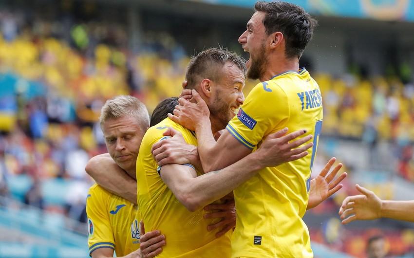 ЕВРО-2020: Сборная Украины одержала первую победу