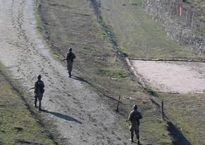 Suriyadan Türkiyə ərazisinə keçməyə çalışan rusiyalı İŞİD üzvləri saxlanılıb