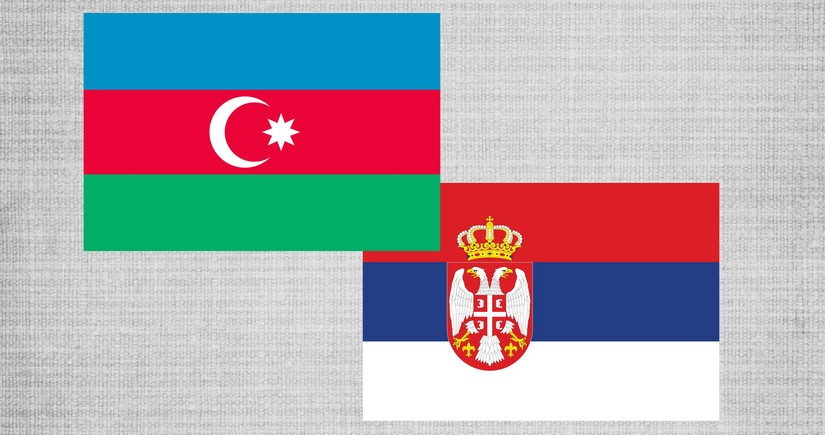 Azerbaijan-Serbia meeting held in Baku