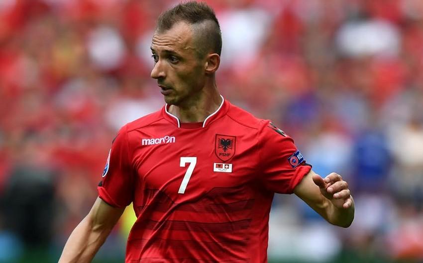 Qarabağın futbolçusu İtaliya ilə oyuna çağırılıb