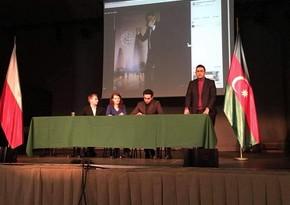Varşavada IDIFA Sülh Naminə Hərəkatı təsis edilib