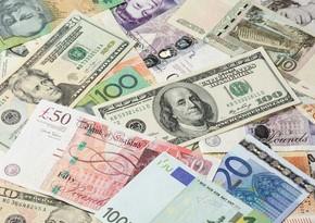 Курсы валют Центрального банка Азербайджана (15.09.2020)