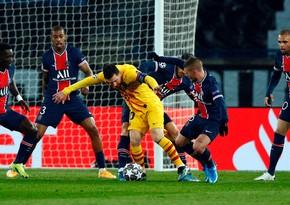 Messi və Barselonanın antirekordları