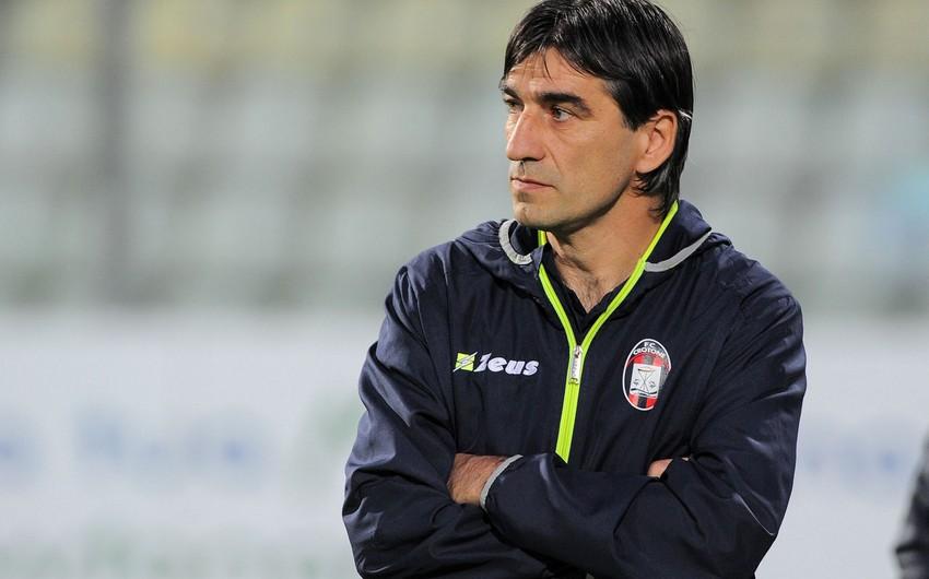 Главный тренер Дженоа Юрич уволен со своего поста второй раз за год