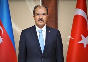 Посол Турции поздравил азербайджанский народ