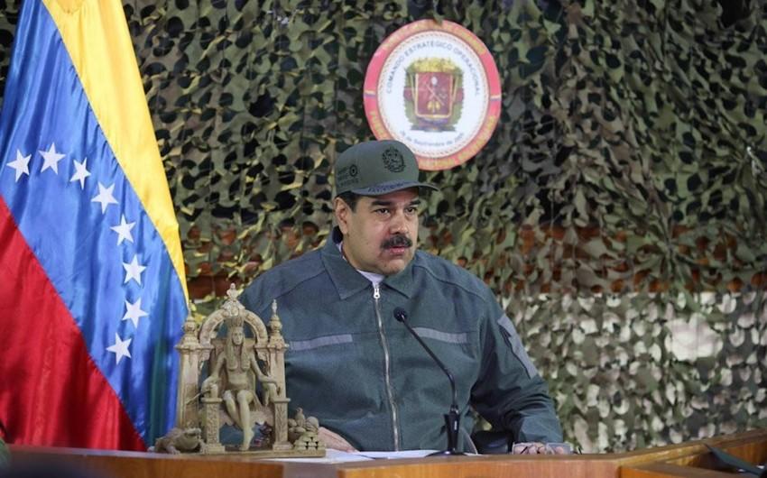 Армия Венесуэлы начала масштабную проверку военной техники