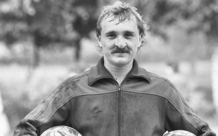 SSRİ-nin tanınmış futbolçusu vəfat edib