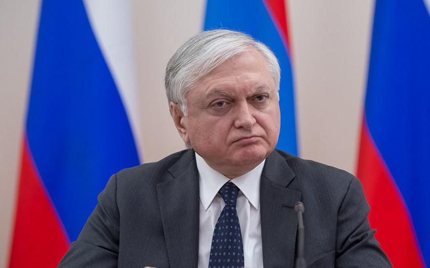 Edvard Nalbandyan Fransaya səfər edəcək