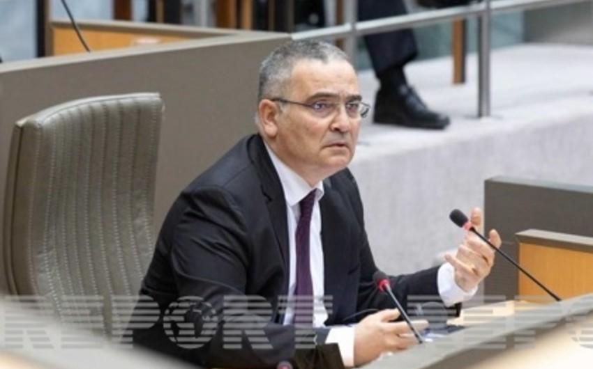 Belgian MPs mull Karabakh war