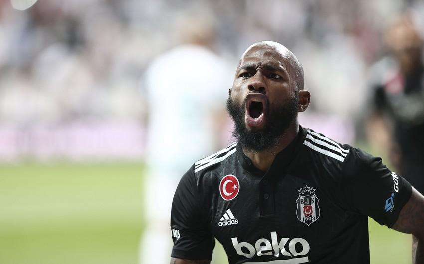 Beşiktaş  Borussiya ilə oyundan əvvəl daha bir itki ilə üzləşib