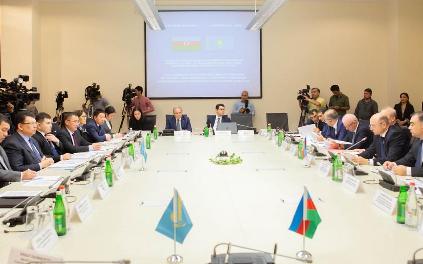Azərbaycan-Qazaxıstan Hökumətlərarası Komissiyasının növbəti iclası gələn il Nur-Sultanda keçiriləcək