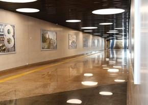 """Metronun istifadəyə verilmiş """"8 noyabr"""" stansiyası barədə ilk açıqlama"""