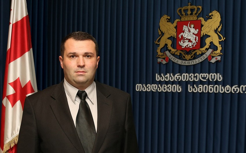 Georgian Deputy Defense Minister to attend parade in Baku