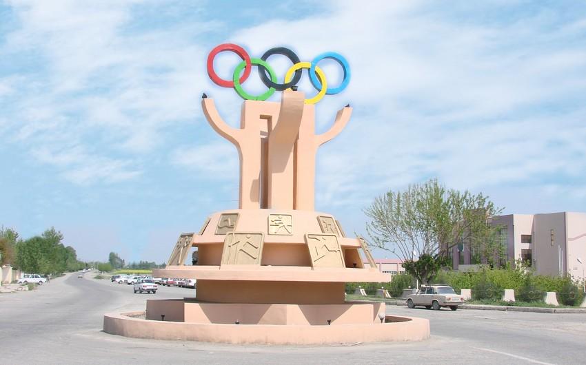 Bərdə Olimpiya İdman Kompleksi  dövlət qeydiyyatına alınıb