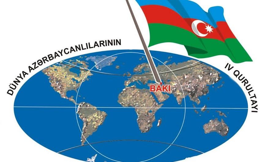 Dünya Azərbaycanlılarının IV Qurultayına hazırlıq işləri başa çatıb