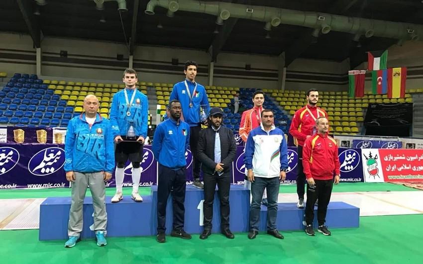 Sablyaçımız Dünya Kubokunda bürünc medal qazanıb
