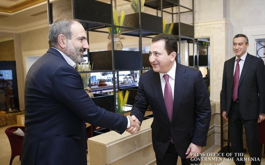 """Ermənistanın """"silah baronu"""" saxlanılıb"""