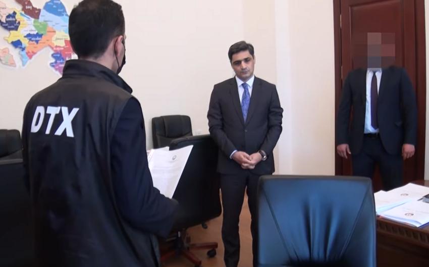 Прокурор потребовал приговорить экс-замминистра к 10 годам тюрьмы