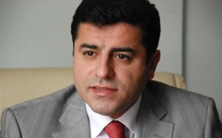 Chairman of Turkish Peace and Democracy Party arrives in Russia