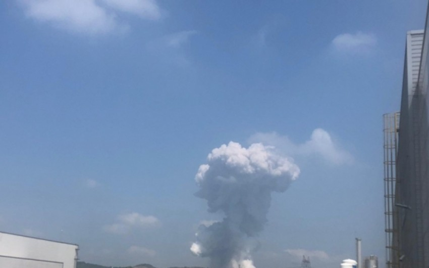 Several injured in explosion at Turkish fireworks factory