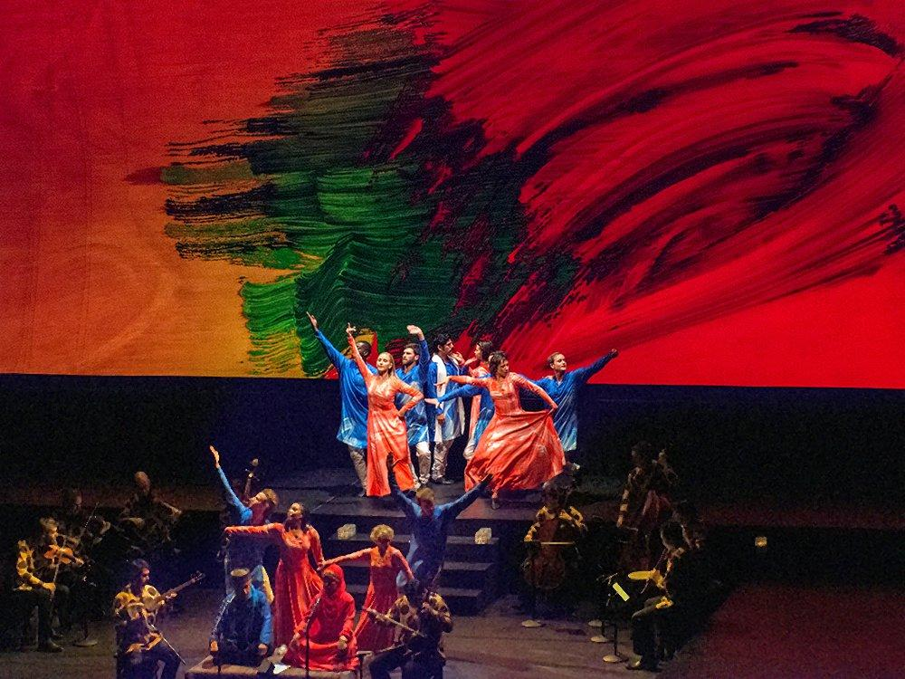 Leyli and Majnun will be premiered at New York Lincoln Center
