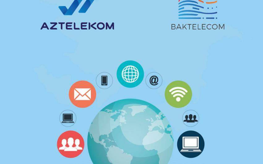 """""""Aztelekom"""" və """"Baktelecom"""" internet xidmətləri üzrə tariflərini azaldıblar"""
